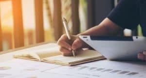 نوشتن پایان نامه